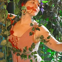 Abigail Lis-Perlis in folkLAB's <i>Femme </i>