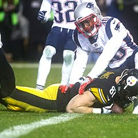 Referees play role of Grinch, steal away Pittsburgh Steelers win over the New England Patriots