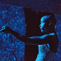 Jasmine Hearn in <i>blue, sable, and burning</i>