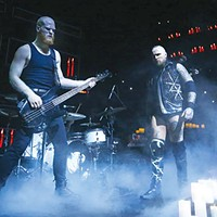 Code Orange at NXT Takeover