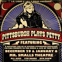 Critics' Pick: Pittsburgh Plays Petty at Mr. Smalls