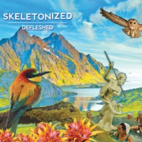 New Local Release: Skeletonized's <i>Defleshed</i>