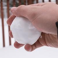 Make a snowball