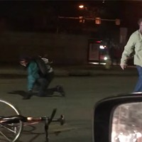 Video shows Pittsburgh cyclist being attacked by motorist in apparent road-rage incident