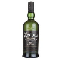 Ardbeg 10-Year Single-Malt Scotch Whiskey