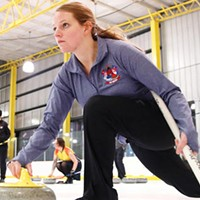 Pittsburgh Curling Club is looking to attract more attention as the Winter Olympics kick off