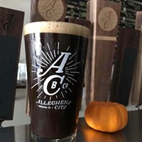 Graham Cracker Porter, Allegheny City Brewing