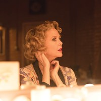 Annette Bening, as Gloria Grahame
