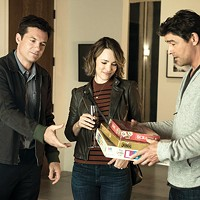 Shall we play? Jason Bateman, Rachel McAdams and Kyle Chandler