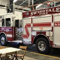 Gone Fishin': Swissvale Fire Dept.