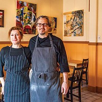 Yelena and Michael Barnhouse, of Lola Bistro