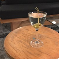 Drink Me: Appreciating the dry martini at Whitfield, at the Ace Hotel