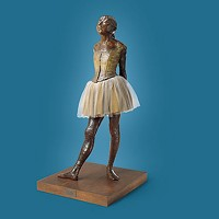 "Edgar Degas' ""Little Dancer Aged Fourteen"""