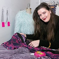 Pittsburgh designer Elaine Healy debuts collection at Vancouver Fashion Week