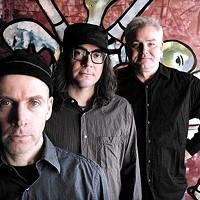 Fugazi's Brendan Canty and Joe Lally reunite in The Messthetics