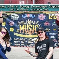 Millvale Music Festival takes place Fri. and Sat., May 11-12
