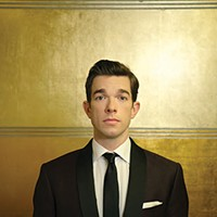 Not a robot: John Mulaney
