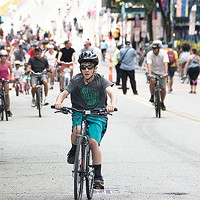 Open Streets, May 27, June 24 and July 28
