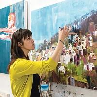 Emerging Artist Annie Heisey