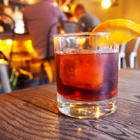 Welcome summer with Negroni Week