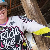 Ride Like a Girl weekend at the Wheel Mill offers skills and encouragement