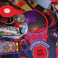 Kickback Cafe hosts Pittsburgh City Pinball Championships a year after re-opening
