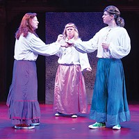 The Reduced Shakespeare Company in William Shakespeare's <i>Long Lost First Play (abridged)</i>