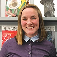 American Planning Association podcast features Pittsburgh city planner Kristin Saunders