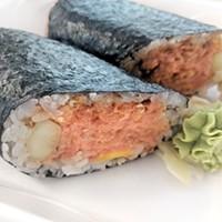 Eat Me: Sushi Burrito