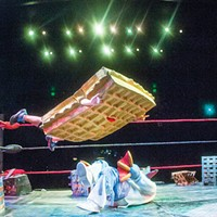 Pro wrestling, with a twist: Mayhem of Kaiju Big Battel returns to Pittsburgh