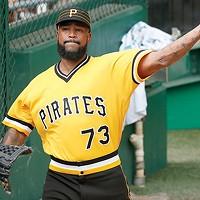 Pittsburgh Pirate All-Star Felipe Vasquez