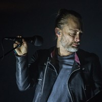 Concert photos: Radiohead at PPG Paints Arena