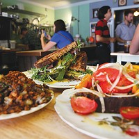 Bloomfield lunch spot Bitter Ends offers fresh fare in a cozy atmosphere