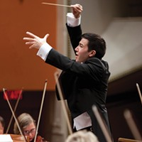 Francesco Lecce-Chong in concert with Pittsburgh Symphony Orchestra