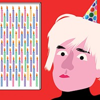 How should Pittsburgh celebrate Andy Warhol's 90th birthday?