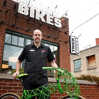 Best of Pittsburgh — Legacy: Thick Bikes
