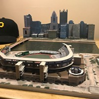 David Resnik's PNC Park model