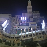 David Resnik's Progressive Field model