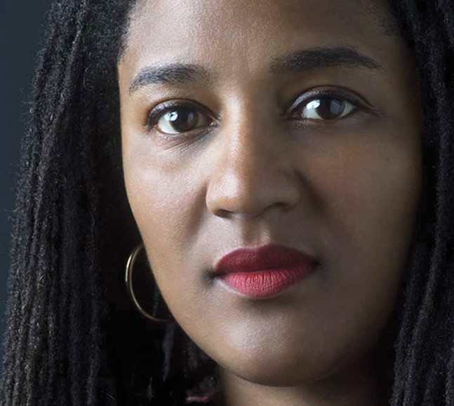 Writer Lynn Nottage