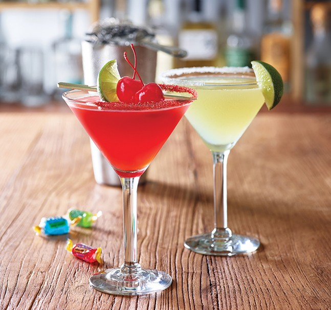 Applebee's Perfect Margaritas