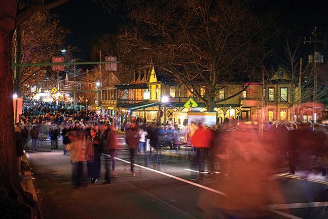 "The ""Coolest Small Town in America"" - VENTURE LITITZ"