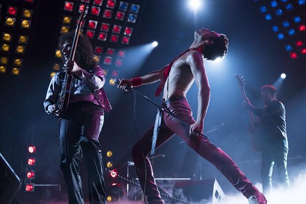 Rami Malek as Freddie Mercury in Bohemian Rhapsody - PHOTO: 20TH CENTURY FOX FILM
