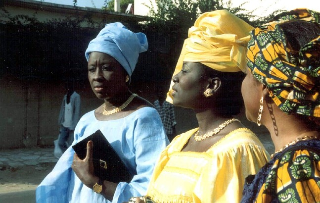 Faat Kiné - PHOTO: SEMBENE—THE FILM & ART FESTIVAL.