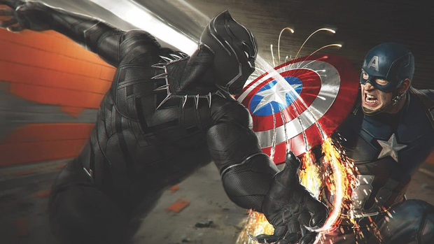 Black Panther - PHOTO: SEMBENE—THE FILM & ART FESTIVAL.