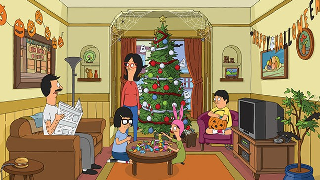 "Bob's Burger's ""Christmas in a Car"" - PHOTO: FOX"