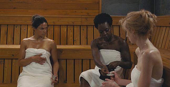 Widows starring Viola Davis, Michelle Rodriguez, and Elizabeth Debicki - TWENTIETH CENTURY FOX