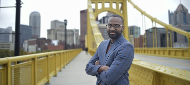 Quincy Kofi Swatson - PHOTO: QUINCY FOR COUNCIL