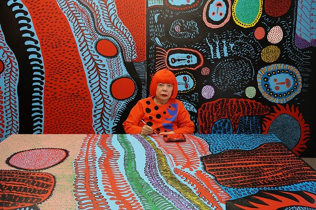Kusama: Infinity - PHOTO: MAGNOLIA PICTURES