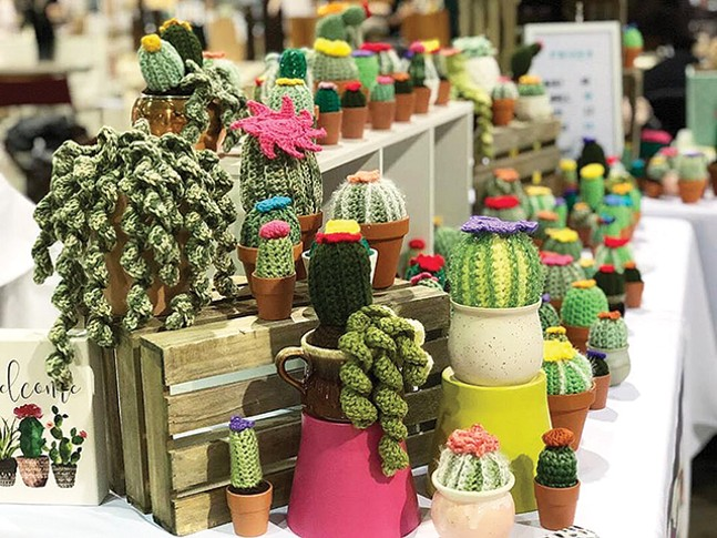 Crocheted items from Plant Lady Wannabe - ANNIE COLE