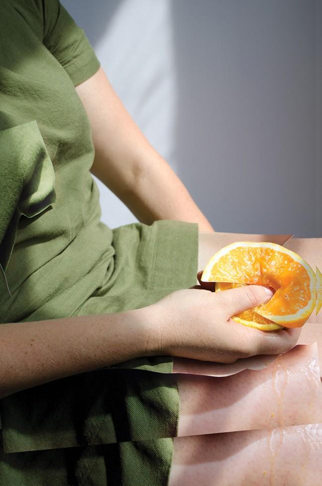 """Orange (twice)"" - TRISHA HOLT"